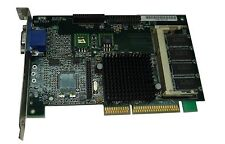 Scheda Video AGP VGA MATROX G200 G2+/SDA/8BL/20 8 MB