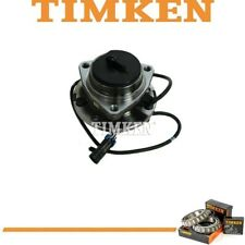 Timken Wheel Bearing and Hub Assembly for 1998-2000 ISUZU HOMBRE