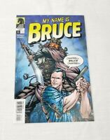 Bruce Campbell MY NAME IS BRUCE # 1 Comic One-Shot