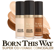 TOO FACED - BORN THIS WAY - Super Coverage Multi-Use Sculpting Concealer - NEW
