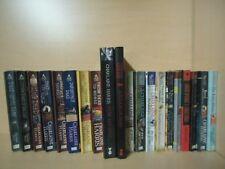 CHARLAINE HARRIS - 20 BOOKS - DEAD UNTIL DARK, LIVING IN DALLAS, CLUB DEAD +