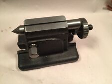 """Center For Rotary Indexer, Rotary Table, Cutter Grinder 3.25"""" Highly"""