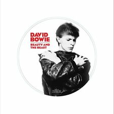 """David Bowie - Beauty And The Beast (NEW 7"""" VINYL PICTUREDISC SINGLE) PREORDER"""