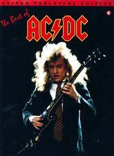 AC/DC BEST OF Guitar Tab