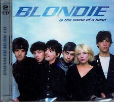 CD - BLONDIE - Is the name of a band