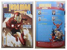 Iron Man e i potenti Vendicatori 1, Marvel, Panini Comics, Aprile 2008