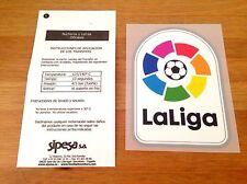 2016-17 oficiales de la Liga Española Lfp Sipesa Fútbol Insignia Parche