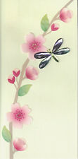 PAPYRUS MOTHERS DAY CARD NIP (MSRP $6.95) DRAGONFLY CARD (A)