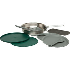 Stanley Adventure 32 oz. All-In-One Stainless Steel Fry Pan Set