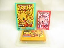 FC GENJIN Item Ref/2713 Famicom Nintendo Hudson Soft Japan Game fc