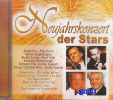 NEUJAHRSKONZERT der Stars + CD + Silvester + NEU + Rieu + Kollo + Raabe uvm -2-