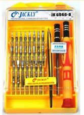 100% ORIGINAL JACKLY 33 in 1 Magnetic Screw Driver Tool Kit JK 6066 B