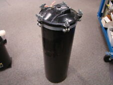 "Air Tank Cylinder, 10"" x 10"" x 27"", Vertical, Black"
