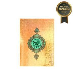 Al Quran Gold Edition Made in Malaysia