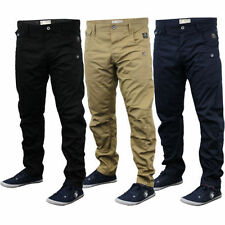 Crosshatch Tapered Jeans for Men