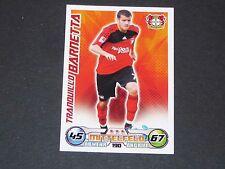 BARNETTA BAYER LEVERKUSEN TOPPS ATTAX PANINI FOOTBALL BUNDESLIGA 2009-2010