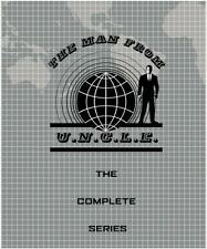 The Man From U.N.C.L.E.: The Complete Series [New DVD] Boxed Set, Gift