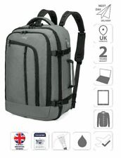 "15.6"" Laptop iPad Cabin Travel Backpack USB Charging Port & Anti-Theft is0215"