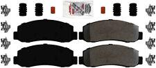 Disc Brake Pad Set-4WD Front Autopartsource ASD1069