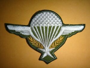 Indochina War French AIRBORNE PARACHUTIST Patch