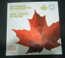 2017 Canada 150th Anniversary Coin Set Empty Collector Card Holder Folder