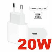 Original Apple iPhone 12 Pro Max Power Adapter 20w Ladegerät Kabel 1m 2m USB-C