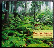 Norbert Rosing: Deutschlands unberührte Naturparadiese (Tecklenborg Verlag)