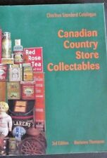 Canadian Country Store Collectibles  -3rd Edition 2001 - by Marianne Thompson