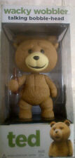 """""""TED"""" TALKING BOBBLEHEAD 2012 From The Hit Movie!"""