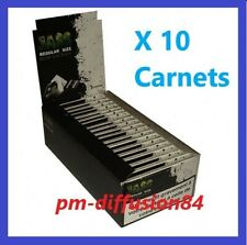 10 CARNETS de 120 Feuilles - JASS PAPER REGULAR - Petit format - JASS