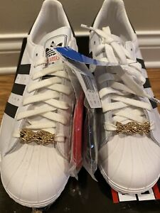 Addidas RUN DMC Jam Master Jay My Adidas Sneakers Size 8.5 DS