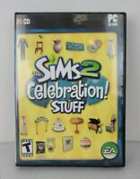 The Sims 2 Celebration Stuff  PC Video Game