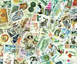 Europe Collection 500 Different Stamps