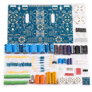 HiFi 300B Valve Tube Power Amplifier Board Stereo Audio Amp Module DIY KIT 7W*2