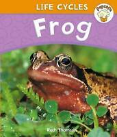 Popcorn: Life Cycles: Frog by Thomson, Ruth (Paperback book, 2013)
