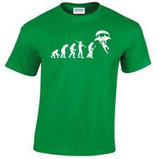 Infantil Evolution de Camiseta Batalla Juego de Niños Regalo Inspirado en Top