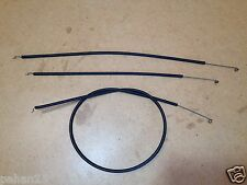 Heating + Ventilation Control Cables Kit 2121-8109120/64/40 Lada NIva 1700 NEW