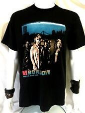 BON JOVI Europe Tour 2006 Official Concert T-Shirt(M)Original New Genuine 36B