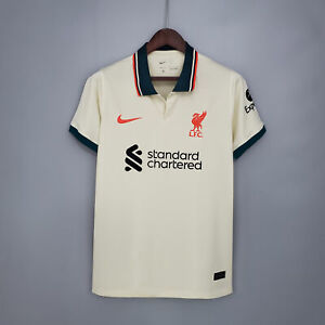 2021/22 Liverpool Away Shirt