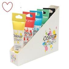 Colorante Alimentario Gel Juego Primario Color Splash Concentrado Tarta Glaseado