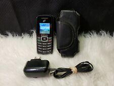 Samsung SGH S150G - Black (TracFone) Cellular Phone