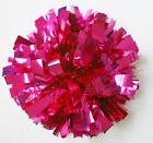 Child Adult Football Basketball School Party Halloween Cheerleader 2PomPoms Pink