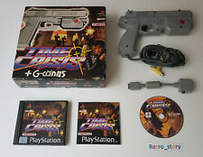 Sony Playstation PS1 - Time Crisis + G-Con 45 Pack - PAL