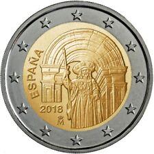 2 Euro - Spain 2018 - Santiago de Compostela - UNC