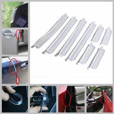 Transparent Car Door Edge Guard Scratch Proof 8Pcs Protector Strip Accessories