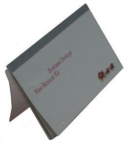 Standard Checkbook Divider Insert Duplicate Clear Vinyl Cover Size 6x2.8 Inch
