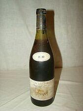"""bouteille de 75 cl """"Pommard 1er cru"""" """"Chateau de Villars Fontaine""""1990"""