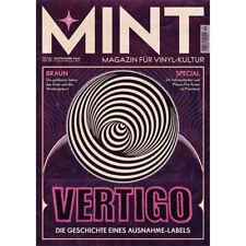 MINT – Magazin für Vinylkultur / Ausgabe 31 / Oktober 2019 / VERTIGO LABEL