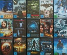 Science Fiction Filme - DVD Sammlung