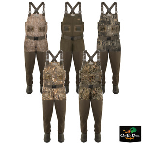 DRAKE WATERFOWL EQWADER 1600 BREATHABLE WADERS WITH TEAR AWAY LINER